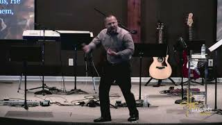 Baptism in the Holy Spirit | Shawn Benson | Harvest Church