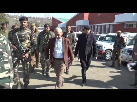 Dineshwar arrives in Rajouri