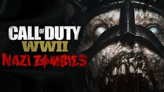 Call of Duty: WWII - ОБЗОР ЗОМБИ РЕЖИМА!