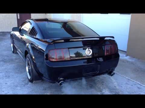 2007 Ford Mustang GT with Cam and Exhaust