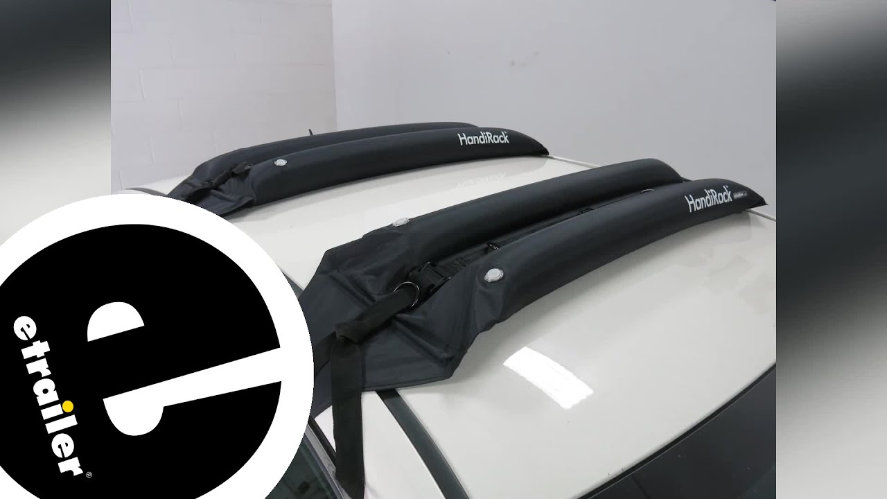 Malone Handirack Inflatable Roof Rack Review Etrailer