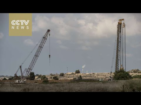 Israel starts building underground wall to counter Hamas tunnels