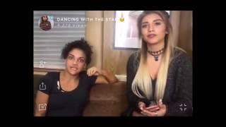 Kirstin Maldonado & Laurie Hernandez Kastr thumbnail