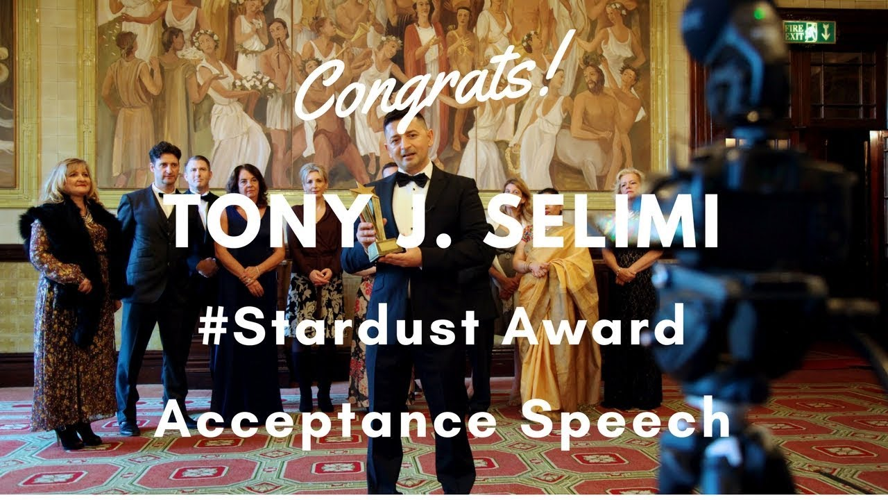 a path to wisdom written by tony j selimi designing your life book Stardust Award Winner - Tony J. Selimi on a ...