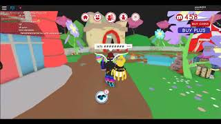 POWERKID119 PLAYING ROBLOX IN GAME CALLED MEEP CITY