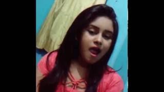 সানহা শিকদার লাইভে কিভাবে বাজে কথা বলে এই মেয়ে দেখুন !!! Sanha Shikdar New Video 2017