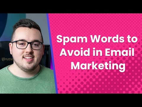 Straight To The Junk Folder: Spam Words To Avoid In Email Marketing