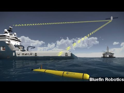 Unmanned Submarine To Search For Flight 370