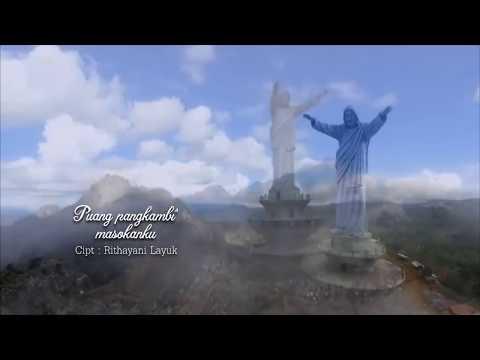 BARU !!!!!!! Lagu Rohani Toraja PUANG PANGKAMBI' MASOKANKU By Habel Kombongkila