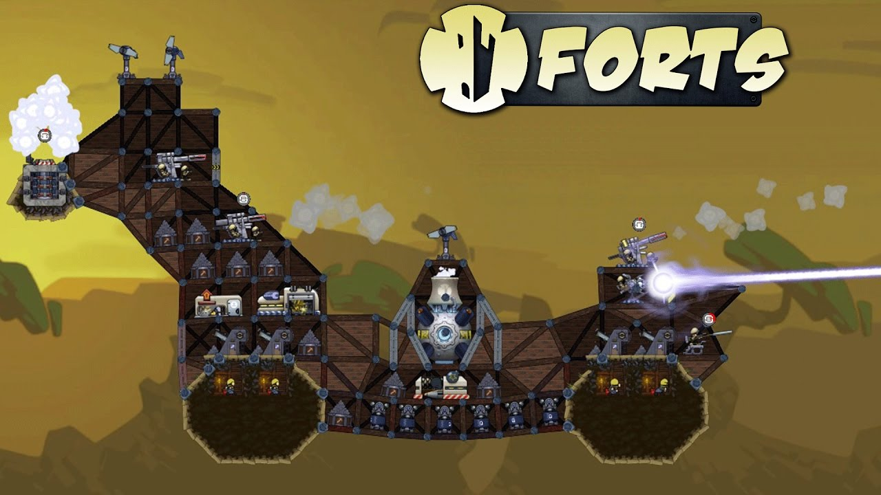 Forts – v2017 11 01a – STEAM FIX (VOKSI) Torrent Game