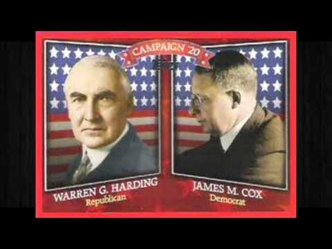 Warren G. Harding Photostory