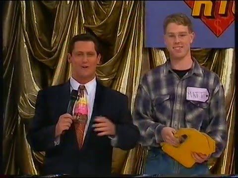 The Price Is Right - Hosted By Larry Emdur 1996