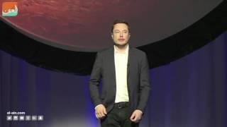 كافيهفن و منوعات  خطة لإقامة مدينة على المريخ