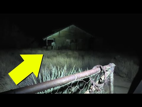 """WE FOUND THE HAUNTED ABANDONED """"MANSION"""" IN THE MIDDLE OF NOWHERE..."""