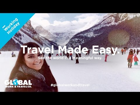 Working Holiday in Canada with Michaela - The Global Work & Travel Co. Reviews