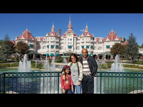 Viaje a Disneyland Paris y Haul