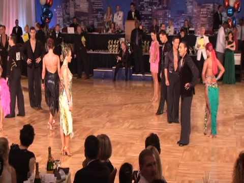 Manhattan Dancesport 2013 Pro Rhythm