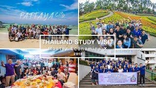 Thailand Study Visit 2018