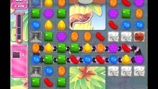 Candy Crush Saga - Level 628 - No Boosters