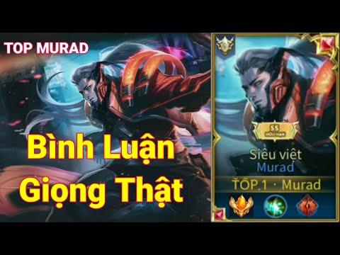 TOP.1 Murad | Hướng Dẫn Lên Trang Bị Bảng Ngọc Chuẩn Nhất Murad Chỉ Một Combo Một Mạng