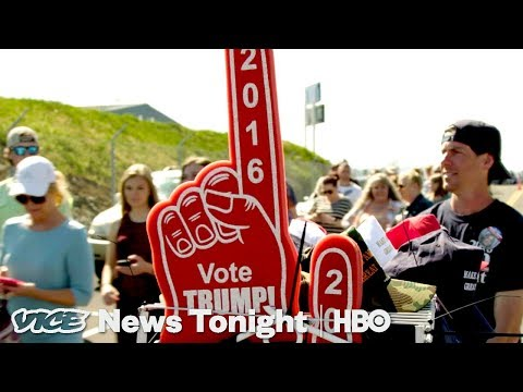 America First | VICE News Tonight's Special Report On Trump's First Year In Office (HBO) Mp3