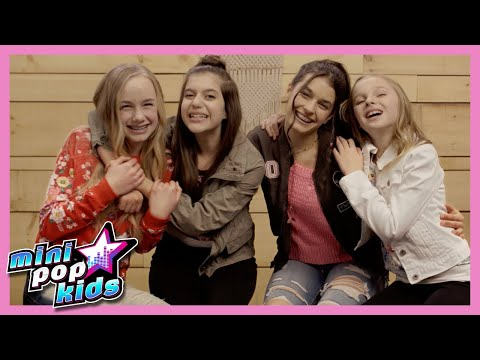 """Meant to Be"" - Bebe Rexha ft. Florida Georgia Line   Cover by Mini Pop Kids - Mini Pop Kids"