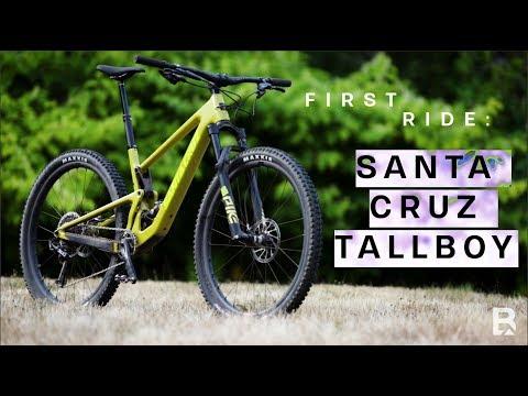 First Impressions: Santa Cruz Tallboy 4