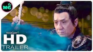 THE KNIGHT OF SHADOWS Trailer (2020) Jackie Chan Fantasy Movie