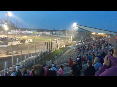 July 5 River Cities Speedway Late model Feature