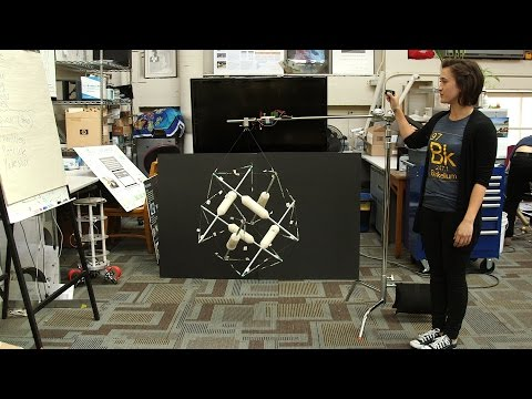 Exploring Space with Shape-Shifting Robots | Engineering Is