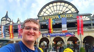 Europa Park Vlog October 2019