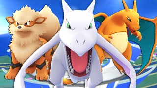 Stealing Gym Troll WORLD Busiest Legendary Gym Battle | POKEMON GO | FINAL EVOLUTION CHARIZARD