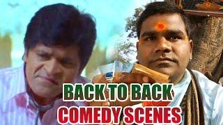 Back 2 Back Telugu Ultimate Comedy Scenes    Jabardasth Comedy Vol 1