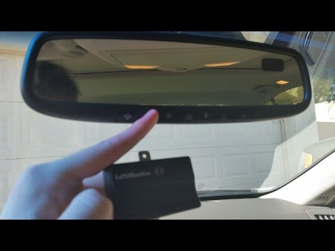 How To Program The Garage Door Opener In Your Car Homel