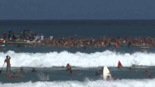Andy Irons Memorial Paddle Out