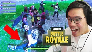 NGAKAK! MABAR TOP GLOBAL FORNITE SE RT RW! FT. Christopher Devin, Viano Gaming, Watchout Gaming