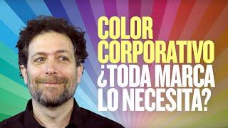 COLOR de LOGO: Qué colores usar para tu marca
