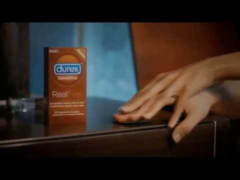 Durex RealFeel -  Anuncio de Durex | REAL FEEL | Condón Remix