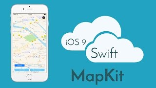 MapKit (Swift 2 & iOS 9 Tutorial)