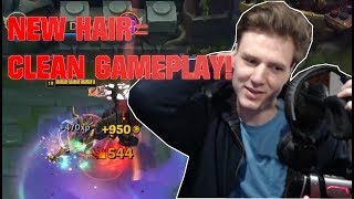 Hashinshins NEW HAIRCUT = CLEAN GAMEPLAY! - Streamhighlights