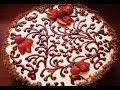 Çiyələkli tort.Çox ləzzətli və asan çiyələkli şokoladlı tort resepti.Çilekli pasta tarifi
