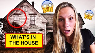 WHAT'S IN THE HOUSE CHALLENGE