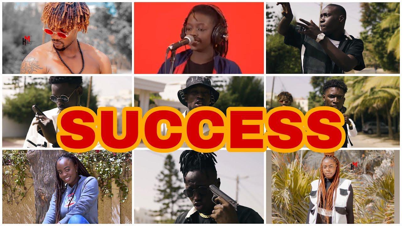 JE REAGIS SUR LE NOUVEAU SINGLE DE HMR MUSIC - SUCCESS.... JE RACONTE QUI SONT CES ARTISTES ET...