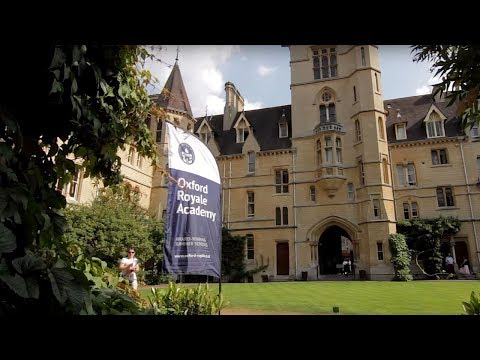 The Oxford Royale Academy Experience: World Classes, World Class
