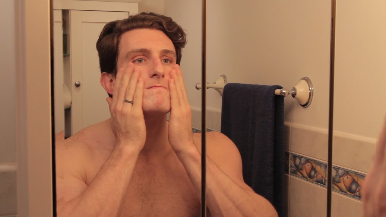 Skin care tips for men | American Academy of Dermatology