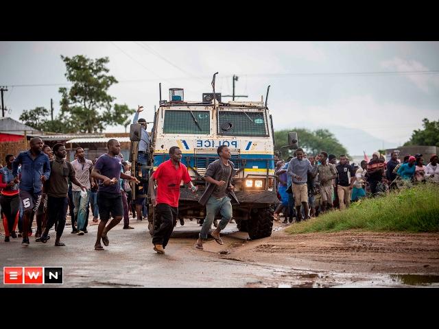 Hundreds march on Vuwani