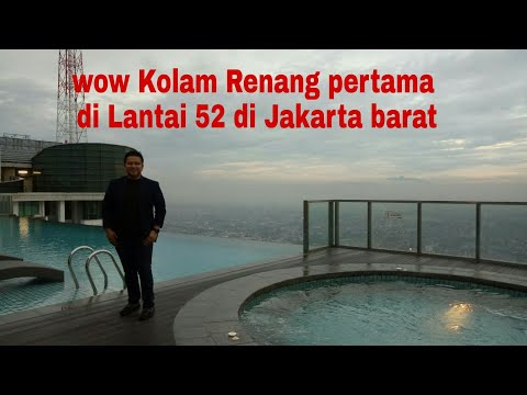 Hotel Di Jakarta Ada Kolam Renang Pribadi 06 Wisata Jakarta