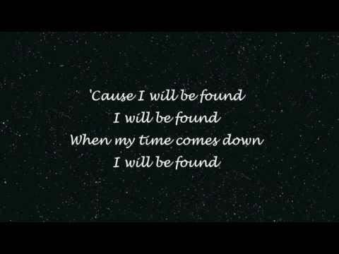 John Mayer - I Will Be Found (Lost At Sea) [Lyrics] [HD]