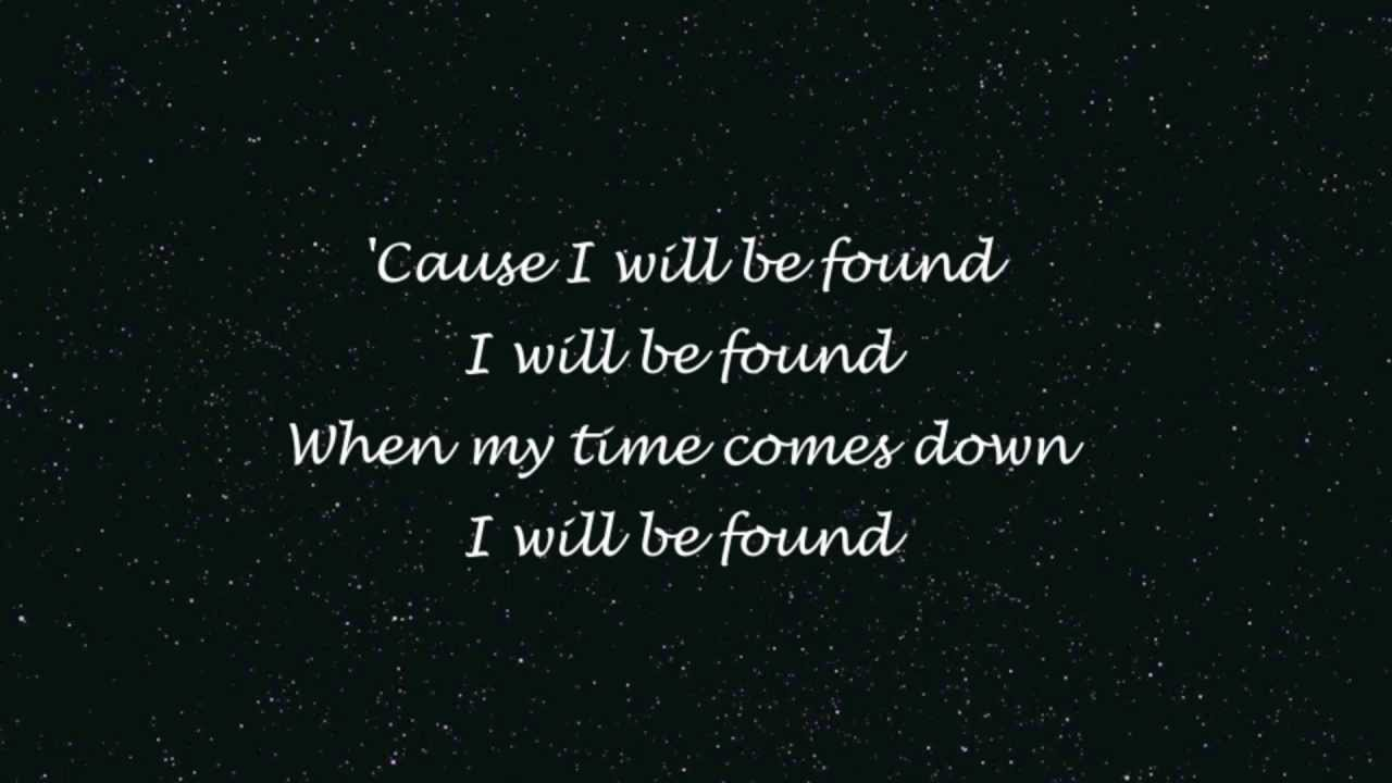 john-mayer-i-will-be-found-lost-at-sea-lyrics-hd-tsredlyrics