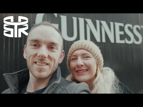 The best of Dublin - Winter holiday trip! | Vlog 34